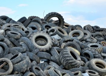 Reuse And Recycle Used Vehicle Tires