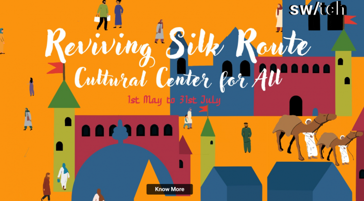 Reviving Silk Route a Cultural Center For All Competition