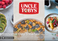 Uncle Tobys Innovative Oaty Breakfast Competition
