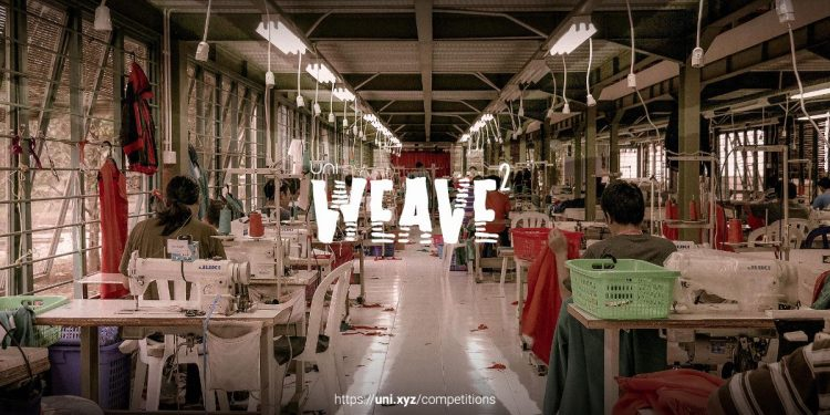 Weave 2.0 - Fashion Meets Sustainability Competition
