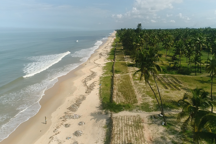 Innovative Solutions for Coastal Protection Competition