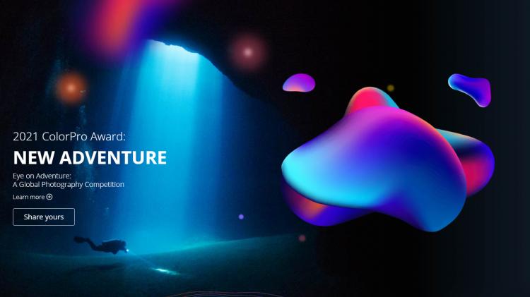 2021 Colorpro Award New Adventur Competition