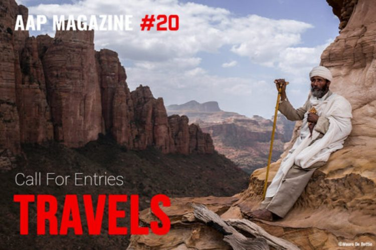 AAP Magazine 20 Travels Competition