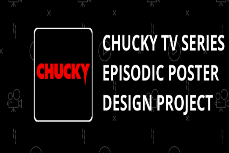 Chucky TV Series Episodic Poster Design Project