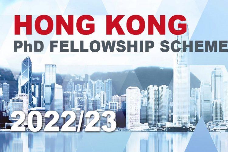 Hong Kong PhD Fellowship Programme