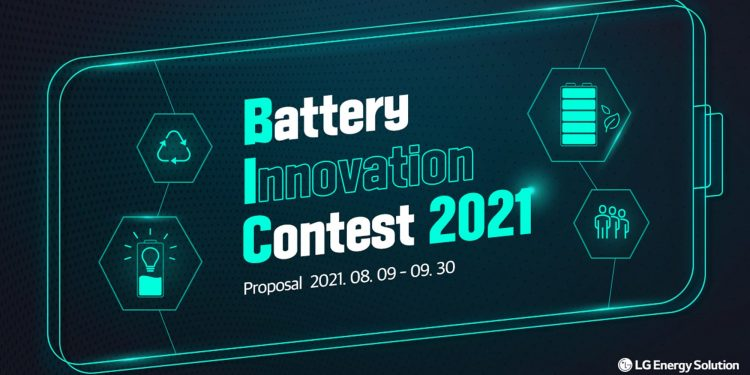 LG Energy Solutions Battery Innovation Contest
