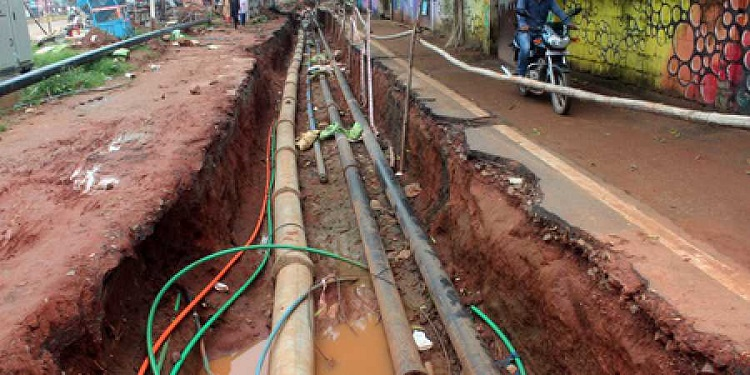 Online proactive health monitoring of underground cables & prediction competition