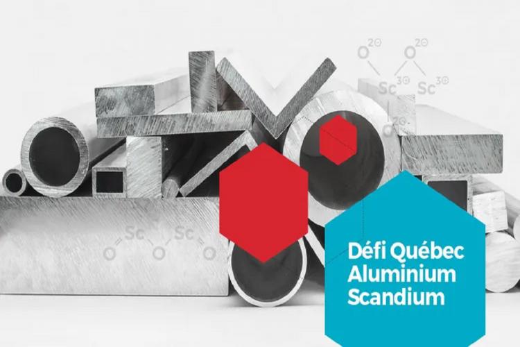 Quebec Aluminum-Scandium Challenge - Quebec Residents Only
