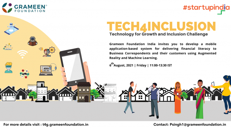 Technology for Growth and Inclusion - AR challenge