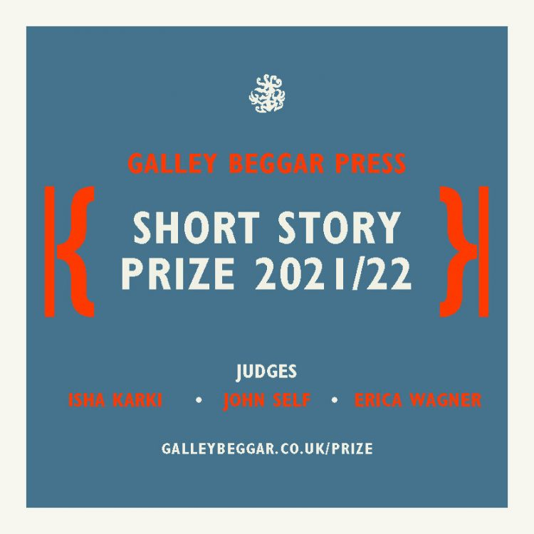 The Galley Beggar Press Short Story Prize 2021