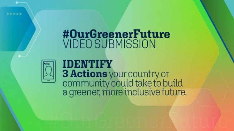 Youth For A Greener More Inclusive Future Competition