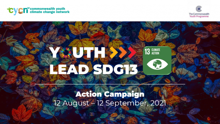 YouthLeadSDG13 Campaign