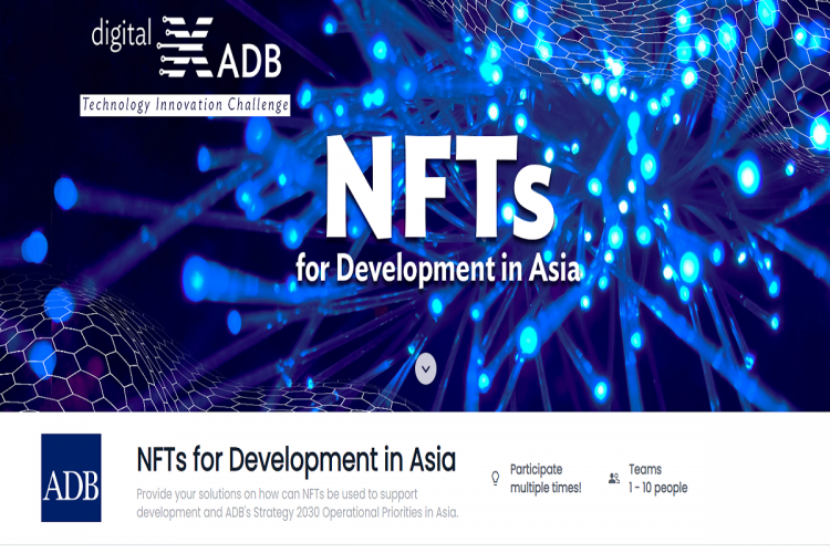 ADB NFTs for Development in Asia Competition