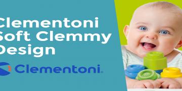 Clementoni Soft Clemmy Design Competition