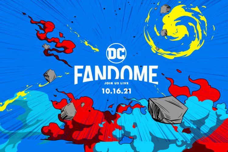 Create Fan Art for the DC FanDome Event 2021
