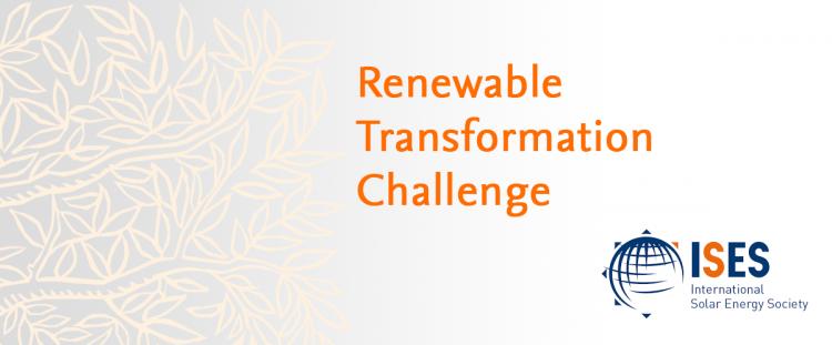 Elsevier 3rd Renewable Transformation Challenge 2021