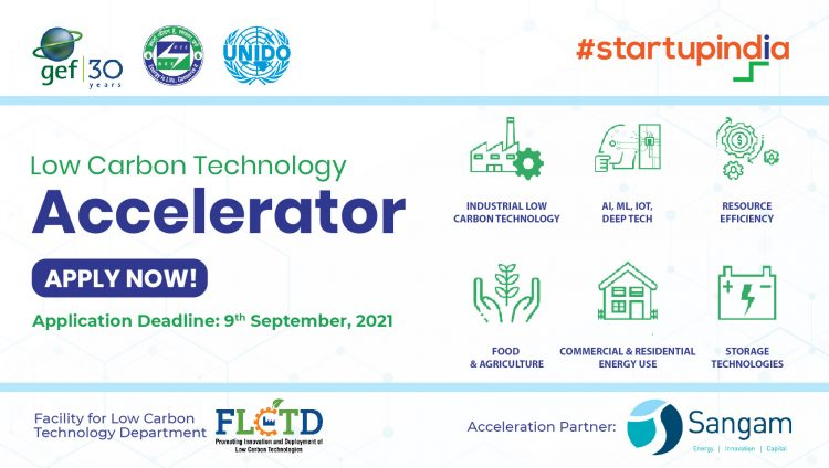 FLCTD Low Carbon Technology Accelerator Program 3.0