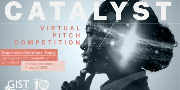 GIST Catalyst Virtual Pitch Competition