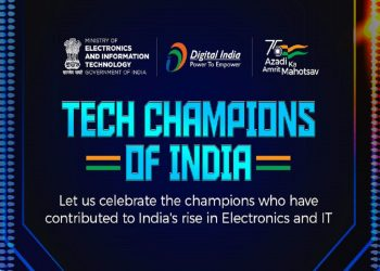 MeitY Technology Champions of India Nominations Open