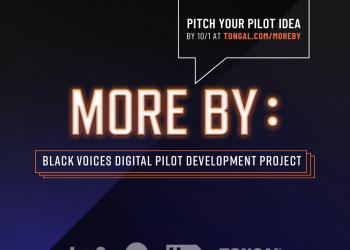 More By Black Voices Digital Pilot Development Project