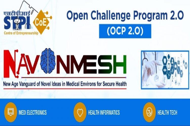 NAVONMESH OCP 2.0 by STPI CoE MedTech at Lucknow