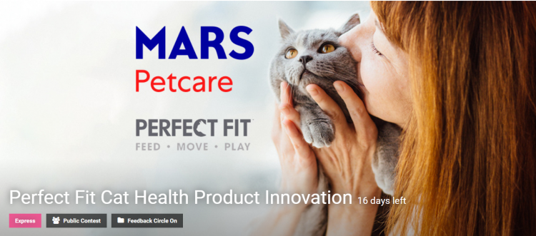 Perfect Fit Cat Health Product Innovation Competition