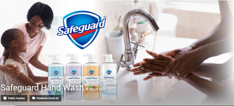 Safeguard Hand Wash Competition