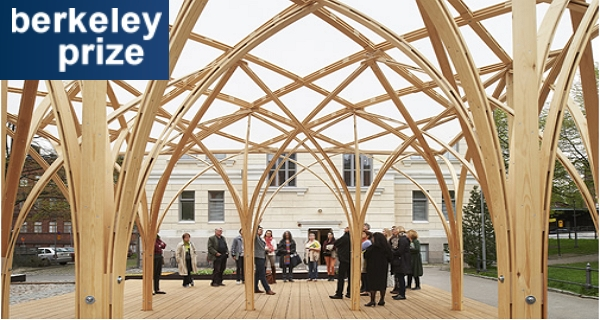 The Annual International Berkeley Undergraduate Prize For Architectural Design Excellence 2022
