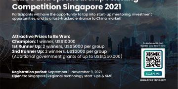 BRICS Entrepreneurship Pitching Competition Singapore 2021