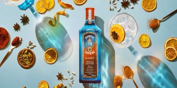 Design a disruptive gift pack for Bombay Sapphire Competition