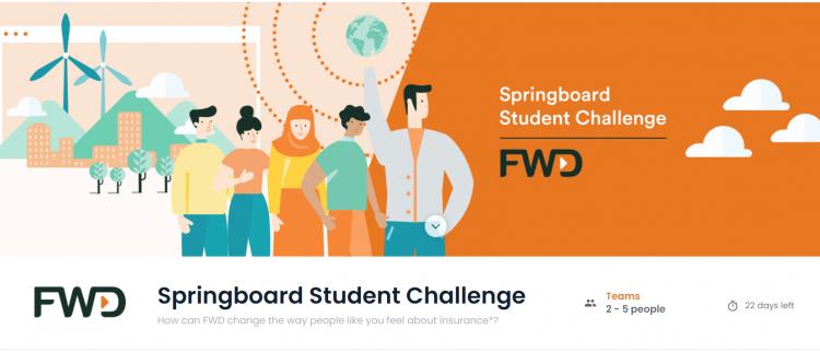 FWD Springboard Student Challenge