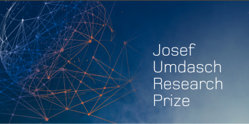 Josef Umdasch Research Prize