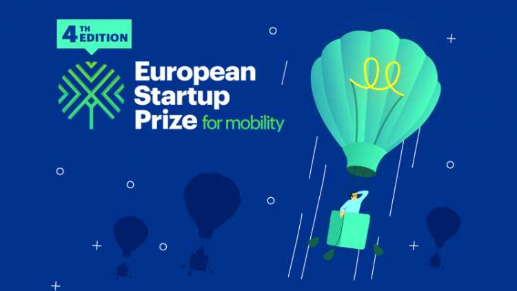 European Startup Prize for mobility 2021