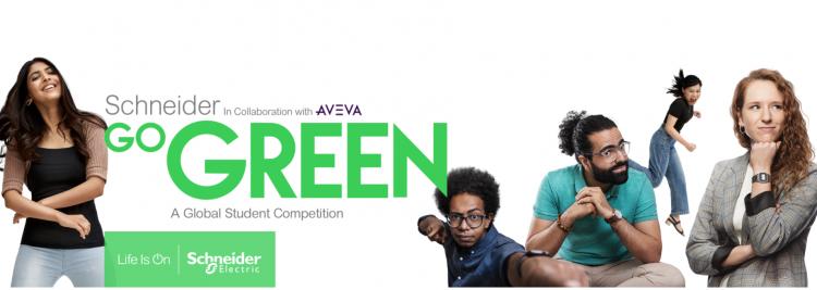 Schneider Go Green 2022 Competition