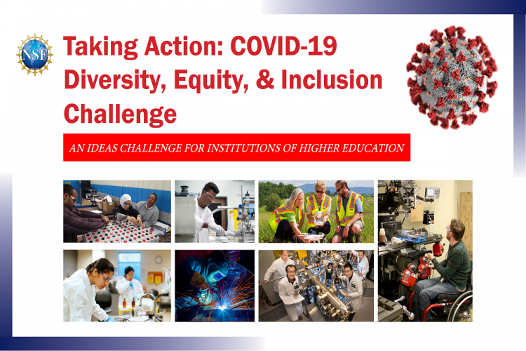 Taking action Covid-19 Diversity Equity & Inclusion Challenge