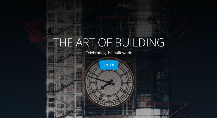 The Art of Building photography competition 2021
