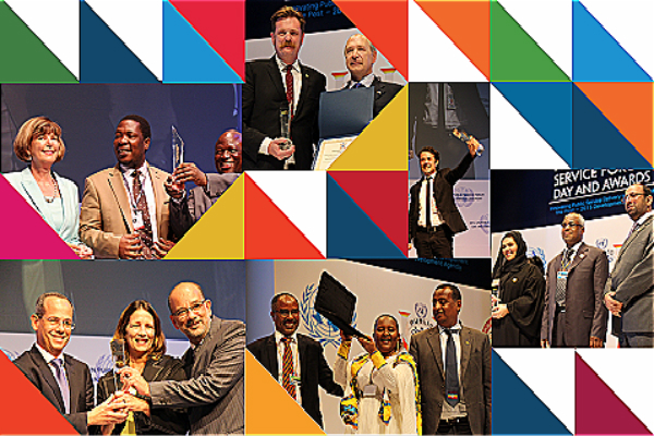 UN Public Service Day & Awards