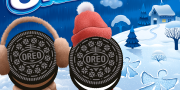 What's your playful OREO pack design for Christmas 2030