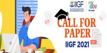 Call for Paper–IIGF 2021